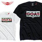 【L〜3XL】 FLY STREET LIFE Tシャツ 【GOAT MONEY】 ドル札 マネー Tシャツ 「ビッグサイズあり」 アメリカン ストリート STREET HIPHOP ヒップホップ TEE メンズ 大きいサイズ