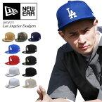 ニューエラ キャップ 【 LA ロサンゼルスドジャース】 NEWERA 59FIFTY CAP 帽子 サイズあり MLB ベースボールキャップ 定番 ベーシック 大きいサイズ ニューエラ ドジャーズ ストレートキャップ LOSANGELES WESTCOAST チカーノ 5950