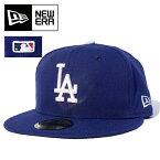 【送料無料】ニューエラ キャップ 【LA ドジャース】 チームカラー ロサンゼルス・ドジャース オンフィールド オーセンティック ゲーム NEW ERA CAP NEWERA 59FIFTY MLB Aithentic Game Cap On-Field 帽子 大きいサイズ 定番 ベーシック ストレートキャップ 5950