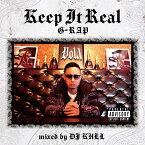 ミックスCD MIX CD 【 Keep It Real Vol.1 / DJ KHLL 】 ヒップホップ G-RAP CHICANO WESTCOAST GANGSTA HIPHOP BANDA RAP TALK BOX 西海岸 ギャングスタラップ チカーノ ウェッサイ ウエストコースト