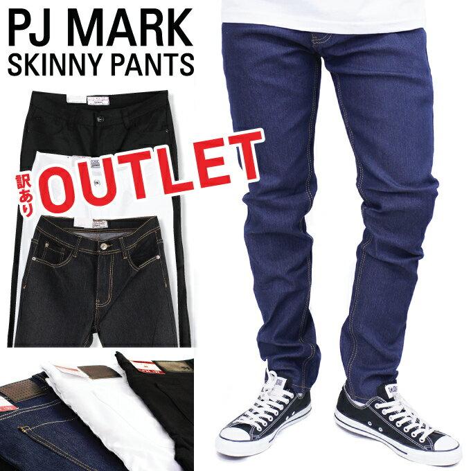 メンズファッション, ズボン・パンツ PJ MARK SKINNY FIT US L LL 2L 3L 4L 5L