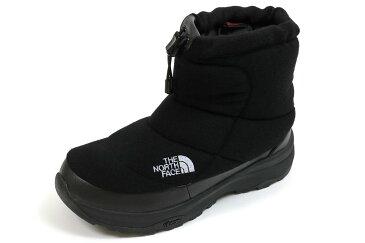 【ポイント10+5倍】ザ・ノース・フェイス ヌプシブーティーウール4 ショート ブラック (THE NORTH FACE Nuptse Bootie Wool4 Short NF51879 KK)