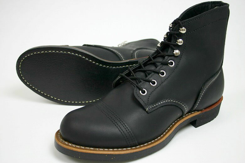 CRISPIN | Rakuten Global Market: REDWING RW-8114 (Black Red Wing