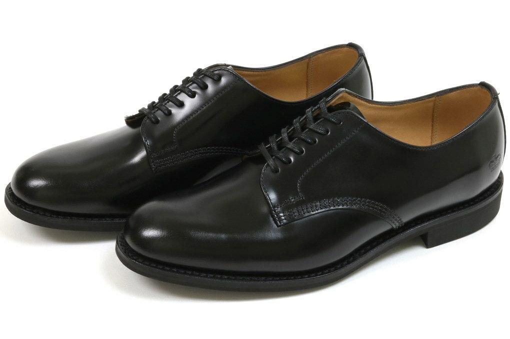 メンズ靴, ビジネスシューズ  Sanders 1384 Officer Shoe Black