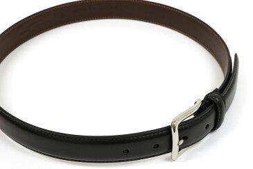【ポイント10倍!】ウィールローブ オリジナルドレスベルト クロムエクセル ブラック (WHEEL ROBE ORIGINAL DRESS BELT 30mm BLACK)
