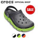 【クロックス公式】デュエット スポーツ クロッグ Duet Sport Clog / crocs サンダル レディース メンズ 定番 アウトレット outlet 【PR1】の商品画像