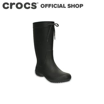 【クロックス公式】クロックス(crocs)フリーセイル レイン ブーツ ウィメン / レディース レインブーツ