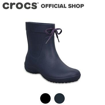 【クロックス公式】クロックス(crocs)フリーセイル ショーティー レイン ブーツ ウィメン / レディース レインブーツ ベストセラー