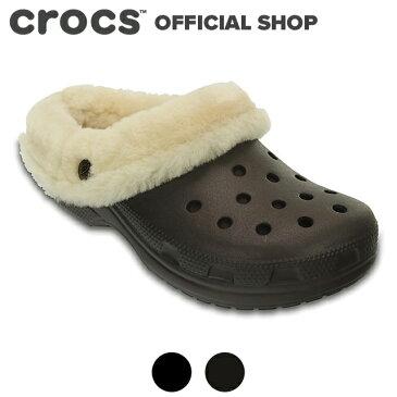 【クロックス公式】クロックス(crocs)クラシック マンモス ラックス クロッグ / サンダル ボア付 冬用 レディース メンズ 定番【P5】