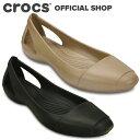 【クロックス公式】シエンナ フラット / crocs パンプス フラットシューズ レディース アウトレット outlet 【PR2】の商品画像