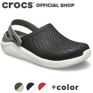 【クロックス公式】ライトライド クロッグ LiteRide Clog / crocs サンダル レディース メンズ 定番 新商品 【NO】