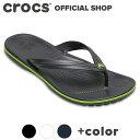 【クロックス公式】クロックバンド フリップ Crocband Flip / crocs ビーチサンダル レディース メンズ 【PR3】の商品画像