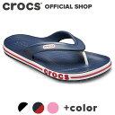【クロックス公式】バヤバンド フリップ Bayaband Flip / crocs ビーチサンダル レディース メンズ アウトレット outlet 【PR1】の商品画像