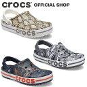 【クロックス公式】バヤバンド プリンテッド クロッグ Bayaband Printed Clog / crocs レディース メンズ サンダル 定番【PR1】の商品画像