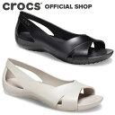 【クロックス公式】セレナ フラット ウィメン Serena Flat / crocs レディース パンプス フラットシューズ【OL】