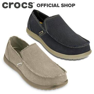 【クロックス公式】サンタクルーズ メン Santa Cruz / crocs メンズ スニーカー ローファー スリッポン 【PR2】
