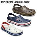 【クロックス公式】クロックバンド クロッグ Crocband Clog / crocs クロッグ サンダル レディース メンズ 定番 ベストセラー 【NO】