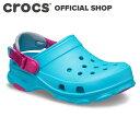 【クロックス公式】クラシック オール テレイン クロッグ キッズ Classic All Terrain Clog / crocs サンダル 定番【OL】