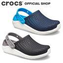 【クロックス公式】ライトライド クロッグ キッズ Literide Clog / crocs サンダル 定番【NO】