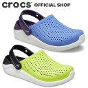【クロックス公式】ライトライド クロッグ キッズ Literide Clog / crocs サンダル 定番【OL】