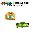 ジビッツ(jibbitz) ディズニー ハイスクール ミュージカル(High School Musical) クロックス/シューズアクセサリー/ロゴ[RED][C/A-2]の商品画像