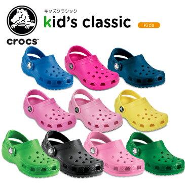 【46%OFF】クロックス(crocs) キッズ クラシック/ キッズ ケイマン (kids classic/ kids cayman) /サンダル/シューズ/子供用/子供靴/ベビー/ボーイズ/ガールズ/[H][r][C/A]【24】【ポイント10倍対象外】