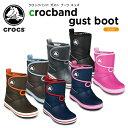【シューズ全品送料無料!】クロックス(crocs) クロックバンド ガスト ブーツ (crocband gust b...