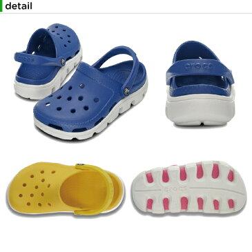 【47%OFF】クロックス(crocs) デュエット スポーツ クロッグ キッズ(duet sport clog kids) /サンダル/シューズ/子供用/子供靴/ボーイズ/ガールズ/[r][C/A]【ポイント10倍対象外】