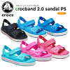 【15%OFF】クロックス(crocs) クロックバンド 2.0 サンダル PS(crocband 2.0 sand...
