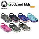 クロックス(crocs) クロックバンド キッズ/ホールサイズ(cro...