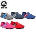 クロックス(crocs) クラシック スリッパ キッズ(classic slipper kids) キッズ/シューズ/子供用/ボア/ルームシューズ[C/A]