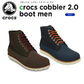 クロックス(crocs) クロックス コブラー 2.0 ブーツ メン(crocs cobbler 2.0 boot men) /メンズ/男性用/ブーツ/シューズ/[r]