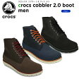 クロックス(crocs) クロックス コブラー 2.0 ブーツ メン(crocs cobbler 2.0 boot men) /メンズ/男性用/ブーツ/シューズ/【30】[r]【ポイント10倍対象外】