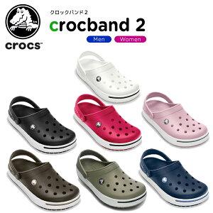 【シューズ全品送料無料!】【セール】【30%OFF】クロックス(crocs) クロックバンド 2(crocban...