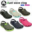 クロックス(crocs) デュエット ウェーブ クロッグ(duet wave clog) /メンズ/レディース/男性用/女性用/サンダル/シューズ/【15】[r]