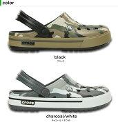 クロックス(crocs)クロックバンド2.5カモクロッグ(crocband2.5camoclog)/メンズ/レディース/男性用/女性用/サンダル/シューズ/【あす楽対応】