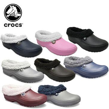 【22%OFF】クロックス(crocs) クラシック ブリッツェン 3.0 クロッグ(classic blitzen 3.0 clog) /メンズ/レディース/男性用/女性用/ボア/サンダル/シューズ/[r][C/B]【ポイント10倍対象外】