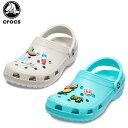 【30%OFF】クロックス(crocs) クラシック ジビッツ 2.0 クロッグ(classic jibbitz 2.0 clog) レディース/ユニセックス[C/B]の商品画像