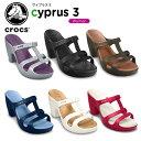 【シューズ全品送料無料!】クロックス(crocs) サイプラス 3 (cyprus 3) /レディース/女性用/サ...