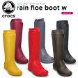 【34%OFF】クロックス(crocs) レインフロー ブーツ ウィメンズ(rain floe boot w) /レディース/女性用/シューズ/ブーツ/長靴/【30】[H][r]【ポイント10倍対象外】