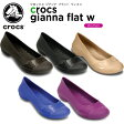 【30%OFF】クロックス(crocs) クロックス ジアンナ フラット ウィメン(crocs gianna flat w) /レディース/女性用/シューズ/フラットシューズ/[r]【ポイント10倍対象外】