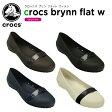 クロックス(crocs) クロックス ブリン フラット ウィメン(crocs brynn flat w ) /レディース/女性用/シューズ/フラットシューズ/[H]【20】[r]