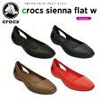 クロックス(crocs) クロックス シエンナ フラット ウィメン(crocs sienna flat w ) /レディース/女性用/シューズ/フラットシューズ【20】[r]【ポイント10倍対象外】