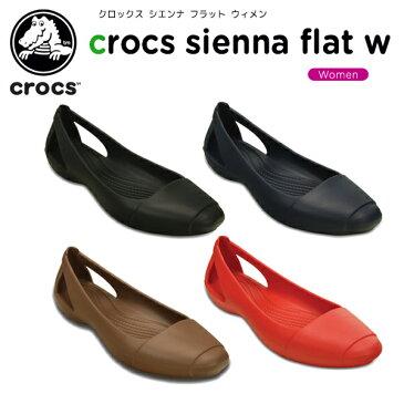 【30%OFF】クロックス(crocs) クロックス シエンナ フラット ウィメン(crocs sienna flat w) /レディース/女性用/シューズ/フラットシューズ[r][C/A]【20】【ポイント10倍対象外】
