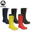 クロックス(crocs) クロックス フリーセイル レイン ブーツ ウィメン(crocs freesail rain boot w)/レディース/ブーツ[r]