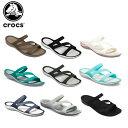 【10%OFF】クロックス(crocs) スウィフトウォーター サンダル ウィメン(swiftwater sandal w) レディース/女性用/シューズ/サンダル[C/A]の商品画像