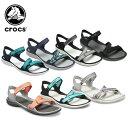【20%OFF】クロックス(crocs) スウィフトウォーター ウェビング サンダル ウィメン(swiftwater webbing sandal w) レディース/女性用/シューズ/サンダル[C/A]の商品画像