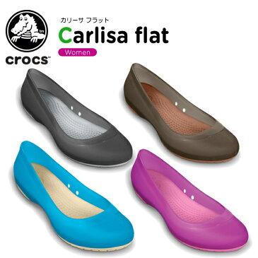 【50%OFF】クロックス(crocs) カリーサ フラット(carlisa flat) /レディース/女性用/パンプス/シューズ/フラットシューズ/[r][C/A]【ポイント10倍対象外】