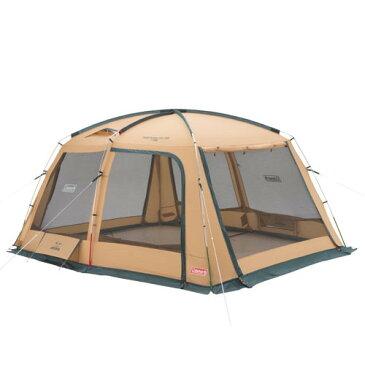 コールマン タフスクリーンタープ/400 (Coleman) | アウトドア キャンプ アウトドア用品 キャンプ用品 キャンプグッズ アウトドアグッズ タープ 日よけ 日除け シェード サンシェード おしゃれ タフスクリーン テント テント用品