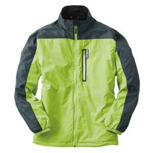 ロゴス 軽量あったかウインドブレーカー ウィルソン (ライトグリーン)M (LOGOS) | メンズ 上着 防風 防寒 ウィンドブレーカー ナイロンジャケット ナイロン ジャケット パーカー マウンテンパーカー マウンテンジャケット アウトドア 防寒着 アウター 冬用